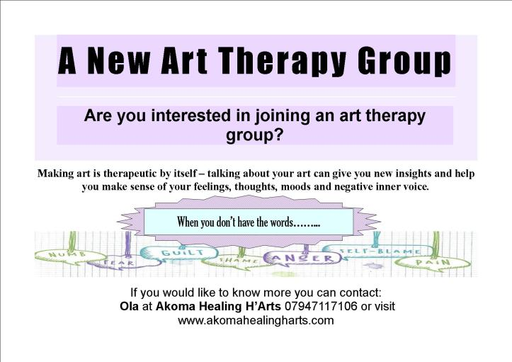 New Art Therapy Group