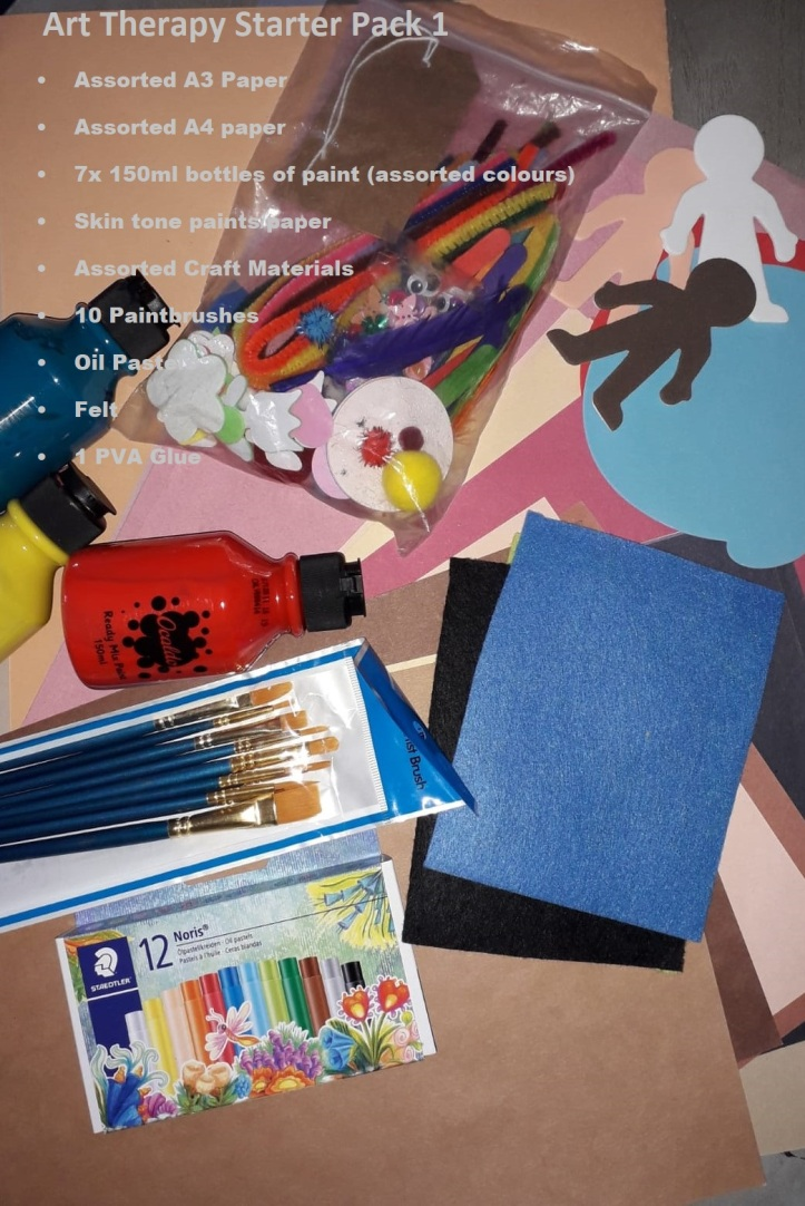 Art Therapy Pack 1 image